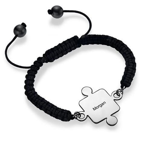 Bracelet Puzzle Meilleurs Amis en Argent - 3