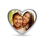 Charm Cœur avec photo