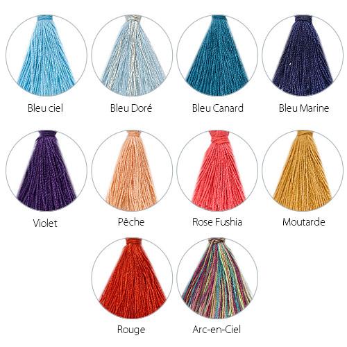 Collection Yoga- Bracelet de Perles Fleur de Lotus - 3