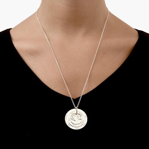Collier arbre de vie personnalis pour mamans moncollierprenom - Arbre a collier ...