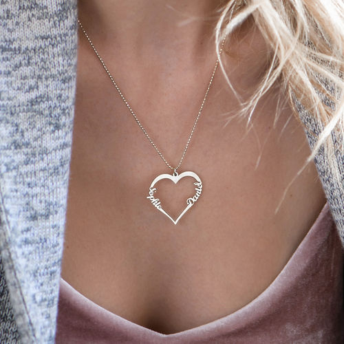 Collier Cœur – Collection Amour Eternel - 2