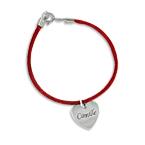 Bracelet Personnalisable avec Pendentif gravé