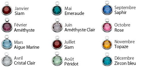 Pierre de naissance Colors