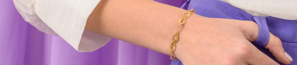 Bracelets pour Maman