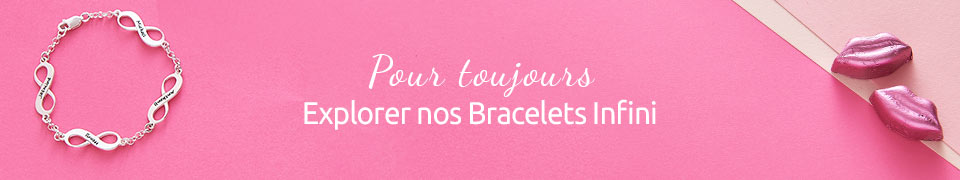 Bracelets Infini