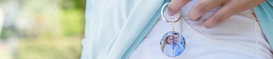 Bijoux Personnalisés avec Photo