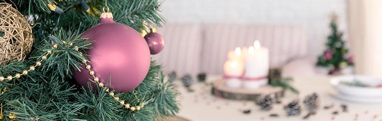 5 manières de repenser votre décoration de Noël à la maison