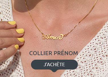Colliers Prénom