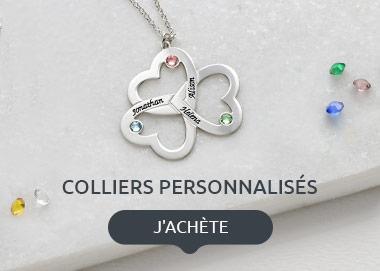 Colliers personnalisés
