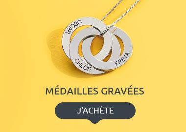 Médailles Gravés