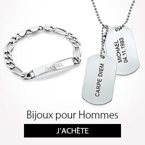 Bijoux pour Hommes