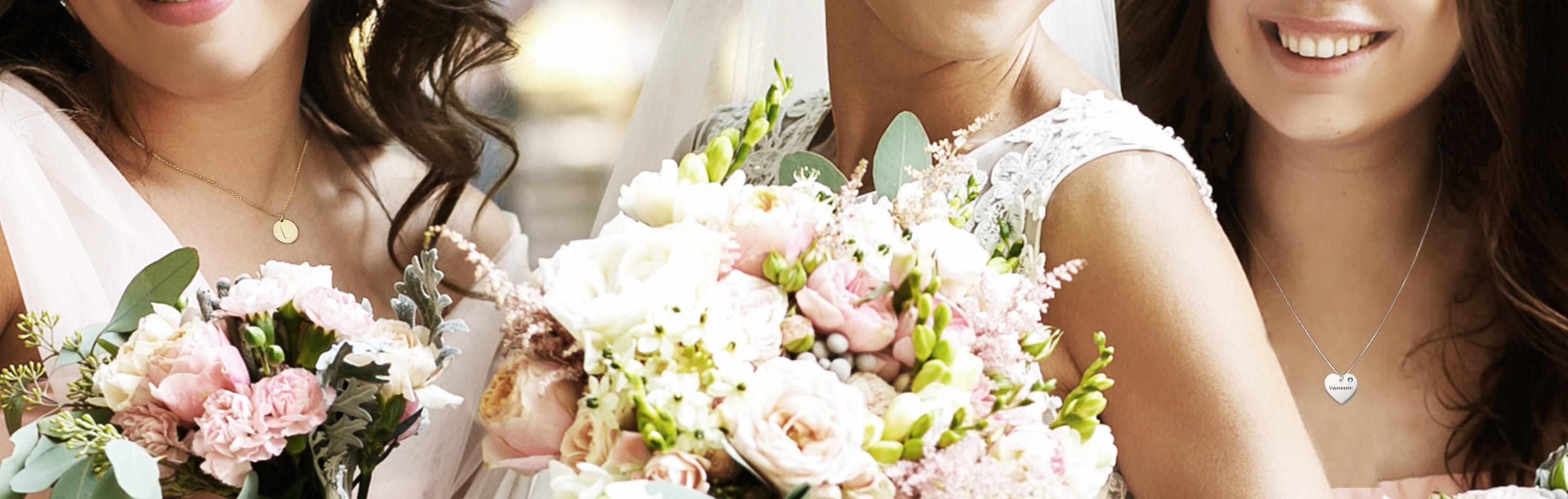 Top des bijoux de mariage cadeaux à moins de 40 €