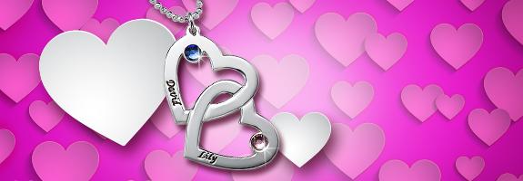 Collier Saint Valentin - Exprimez vos sentiments!