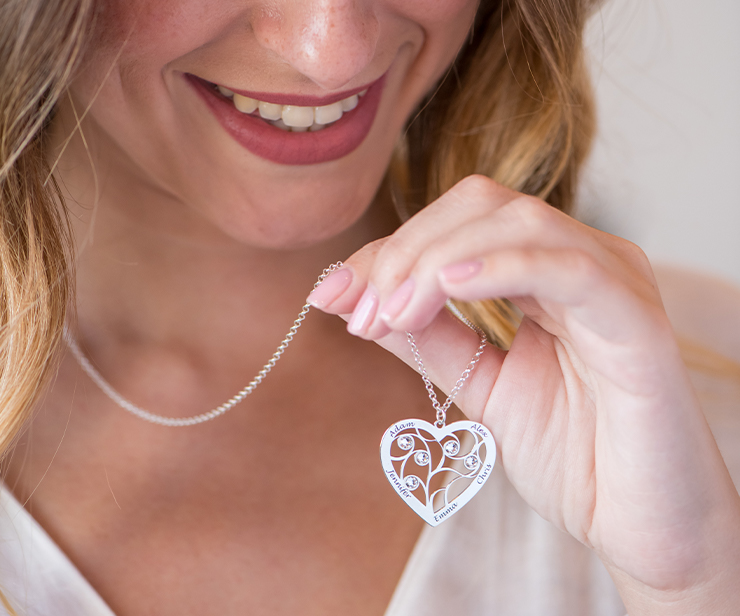 how to measure your necklace chain length