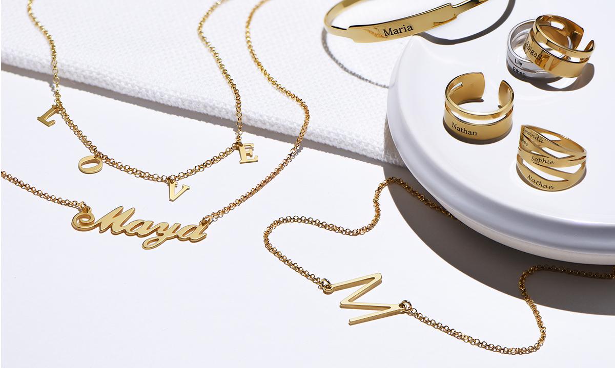 best sellers jewellery at Myka