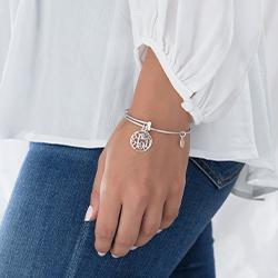 Monogram Bracelet Collection