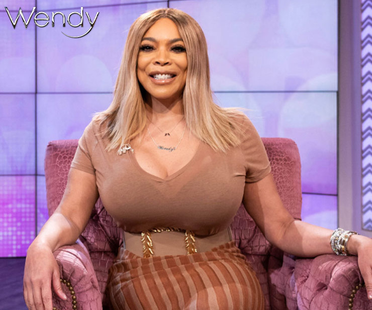 My Name Necklace's Feature on the Wendy Williams Show