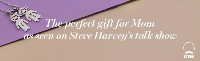 Gifts for Mom - Steve Harvey