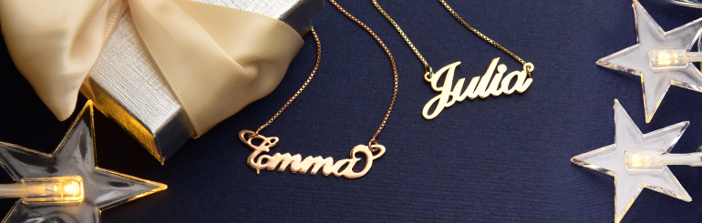 Best Black Friday And Cyber Monday Deals Of 2016 My Name Necklace