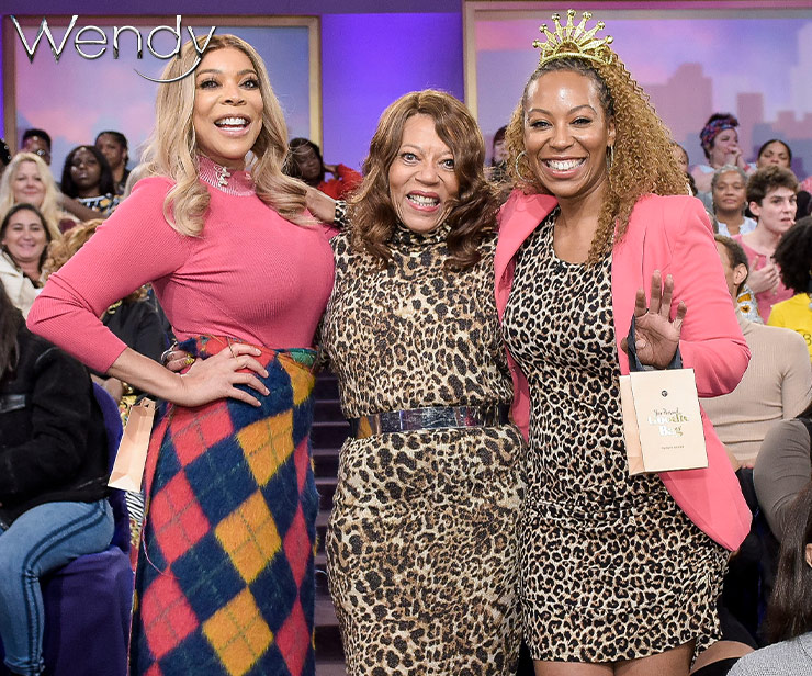 MYKA Teams Up with The Wendy Williams Show