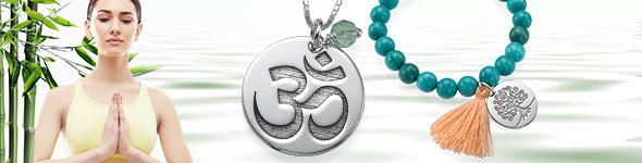 Yoga Inspired Jewelry