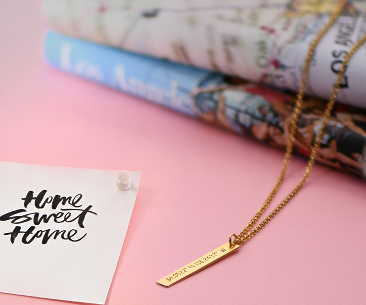 Making Memories: The Coordinates Jewelry Collection