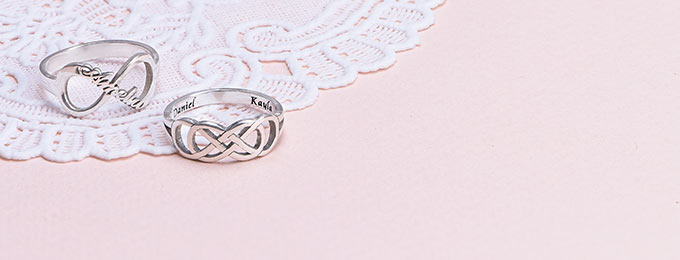 The Infinity Ring: Special Jewelry with Many Meanings