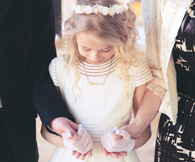 Gift Ideas for First Communion