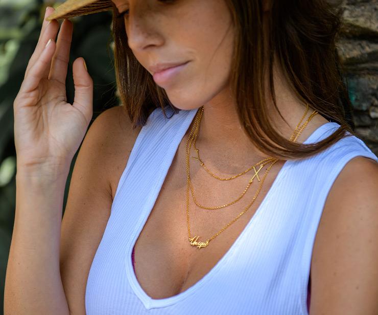 The Layered Jewelry Trend