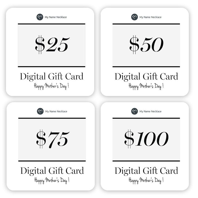 Digital Gift Card -Send Them the Gift of Choices - 4
