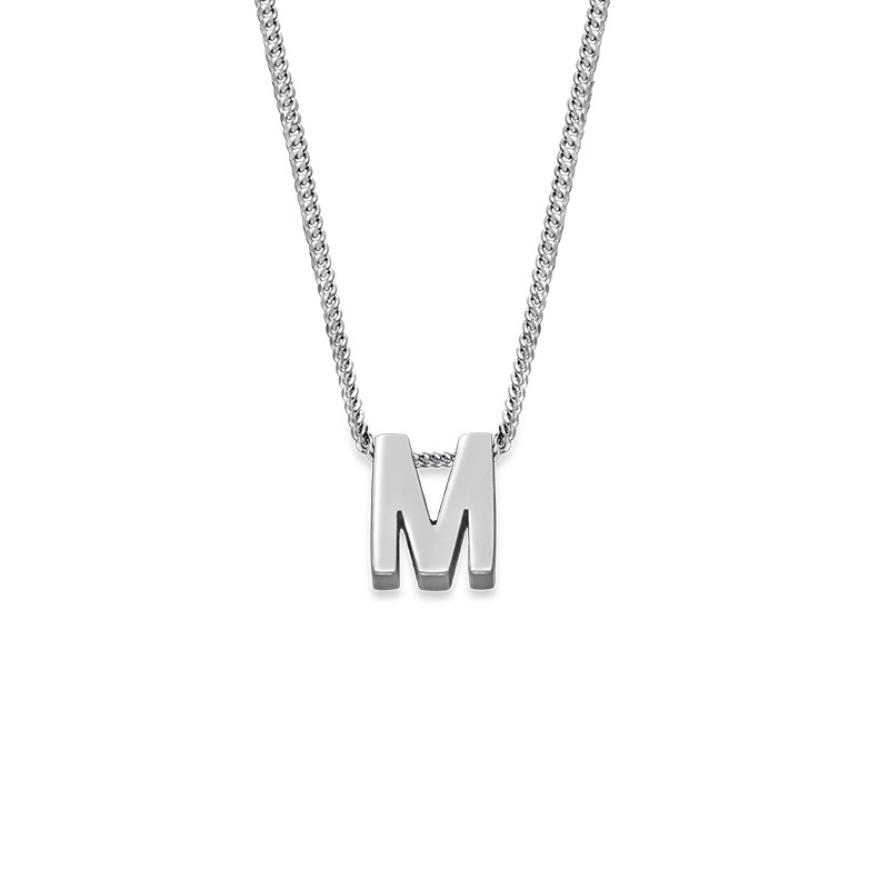 Personalized Initial Necklace - 1
