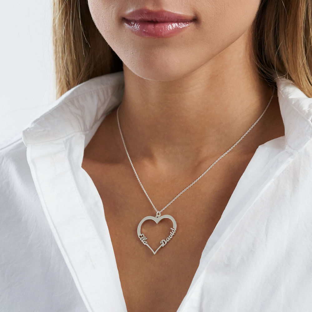 Heart Necklace - 1