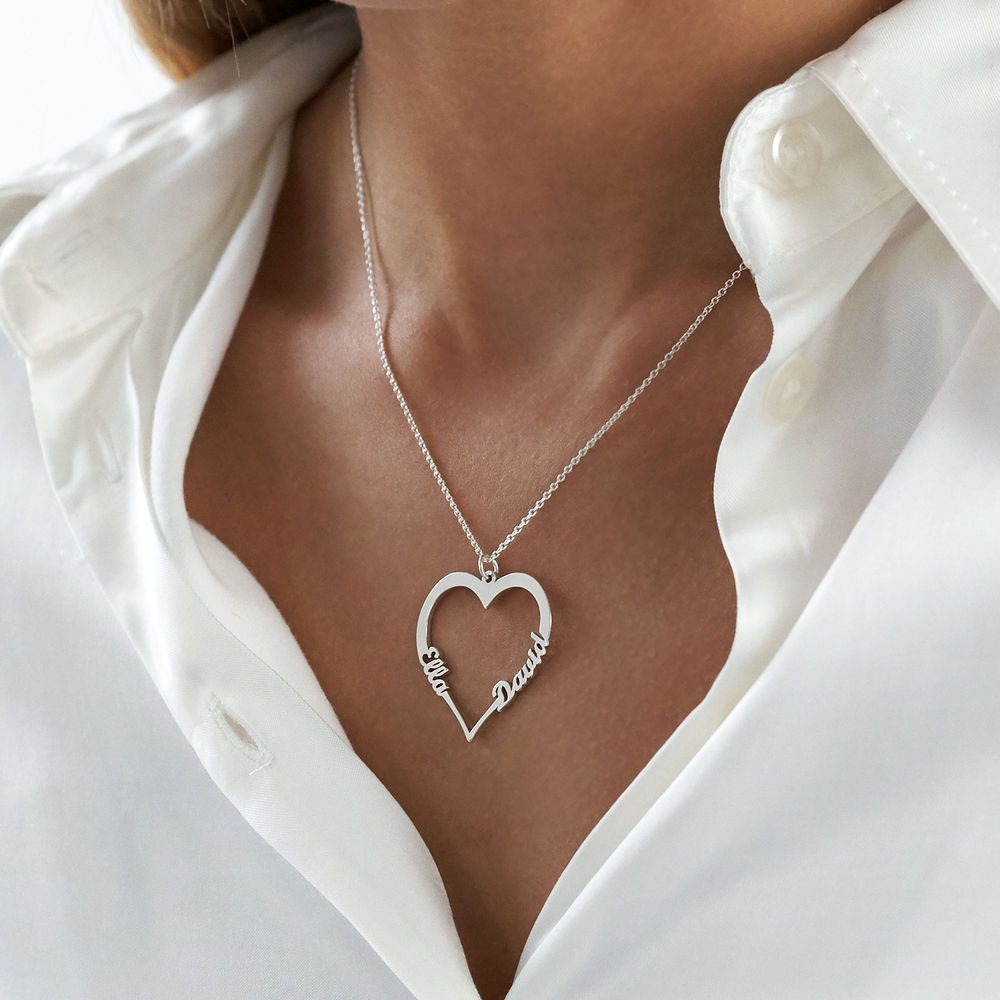 Heart Necklace - 2
