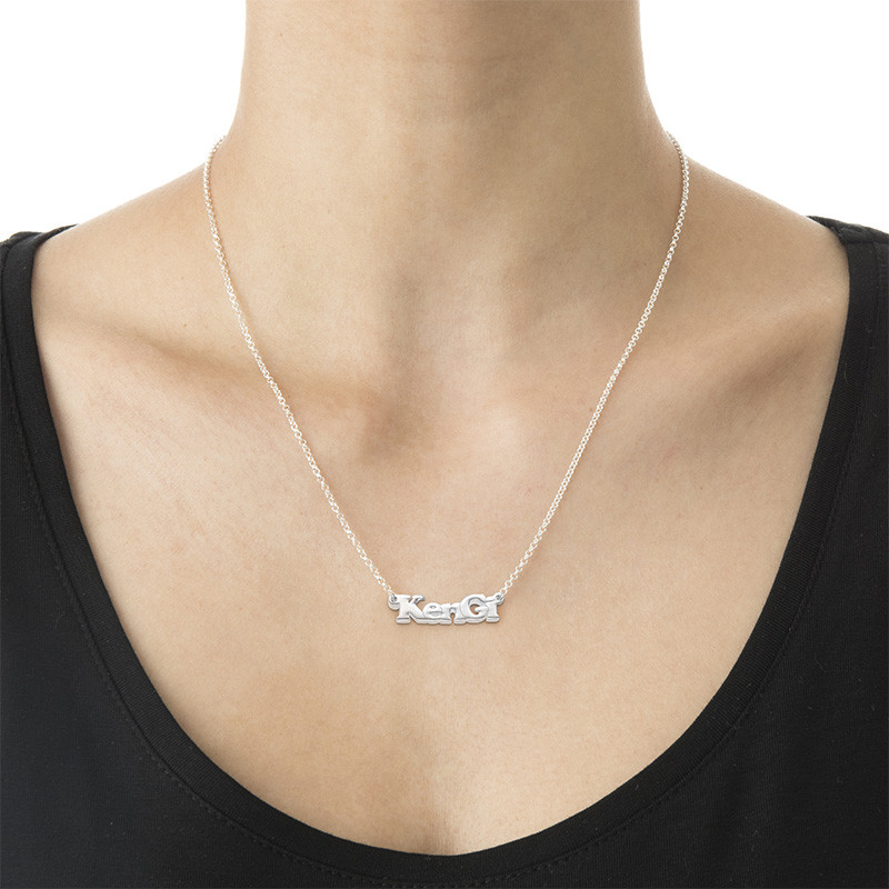 Signature BFFs Name Necklace - 3