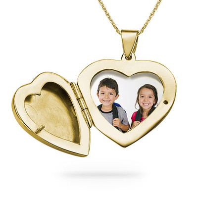 Personalized Photo Picture Text Engraved Necklace 925 Sterling Silver//18K Gold Plated Heart//Tree of Life//Lockets Pendant with 16//18//22 Inches Chain Valentines Mothers Fathers Day Birthday Gift