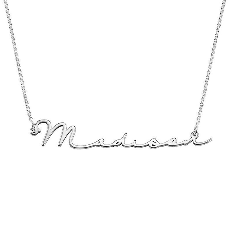 Signature Style Name Necklace - 2