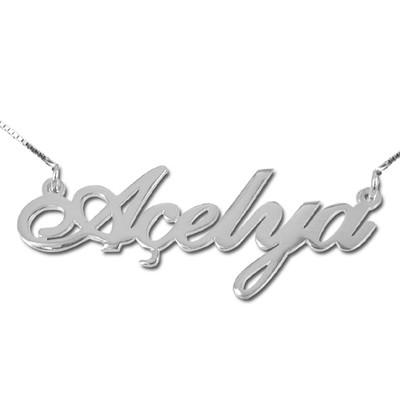 isim kolye - Turkish Name Necklace