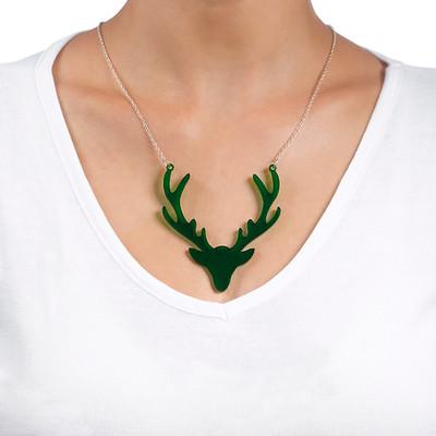 Deer Necklace - 1