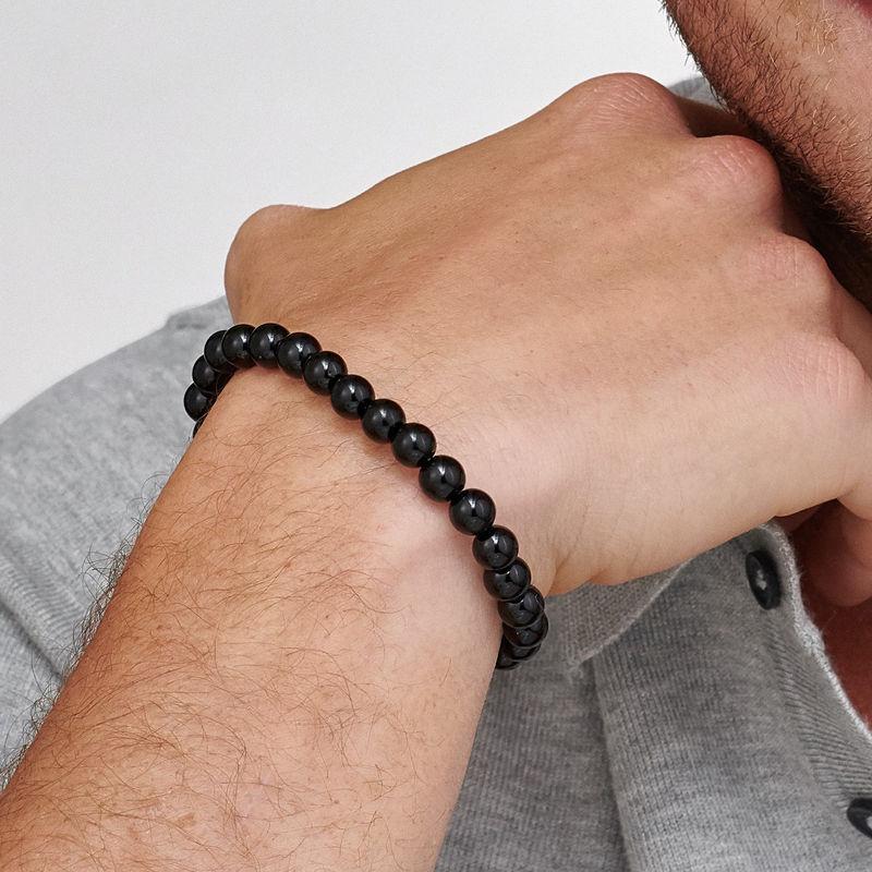 Men's Beaded Bracelet - 2