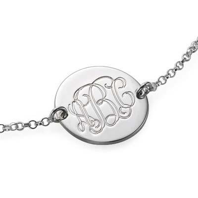 Personalized Monogram Bracelet - 1