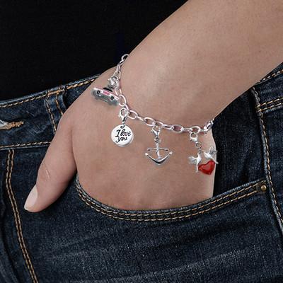 Charm Bracelet - 3