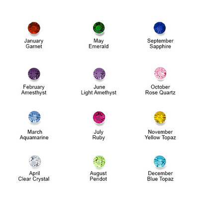 Personalized Birthstone Ring - 3