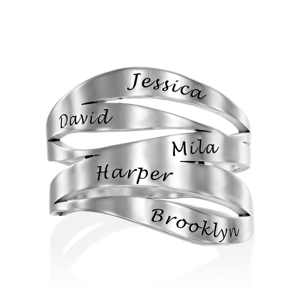 Margeaux Custom Ring in Sterling Silver - 1