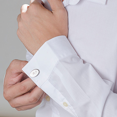 Personalized Cufflinks - Personalized Jewelry For Him - 1