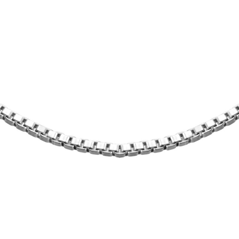 Box Chain - Silver - 1