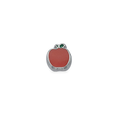 Apple Charm for Floating Locket