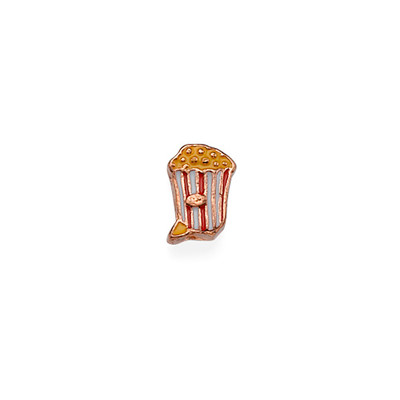 Pop Corn Charm for Floating Locket