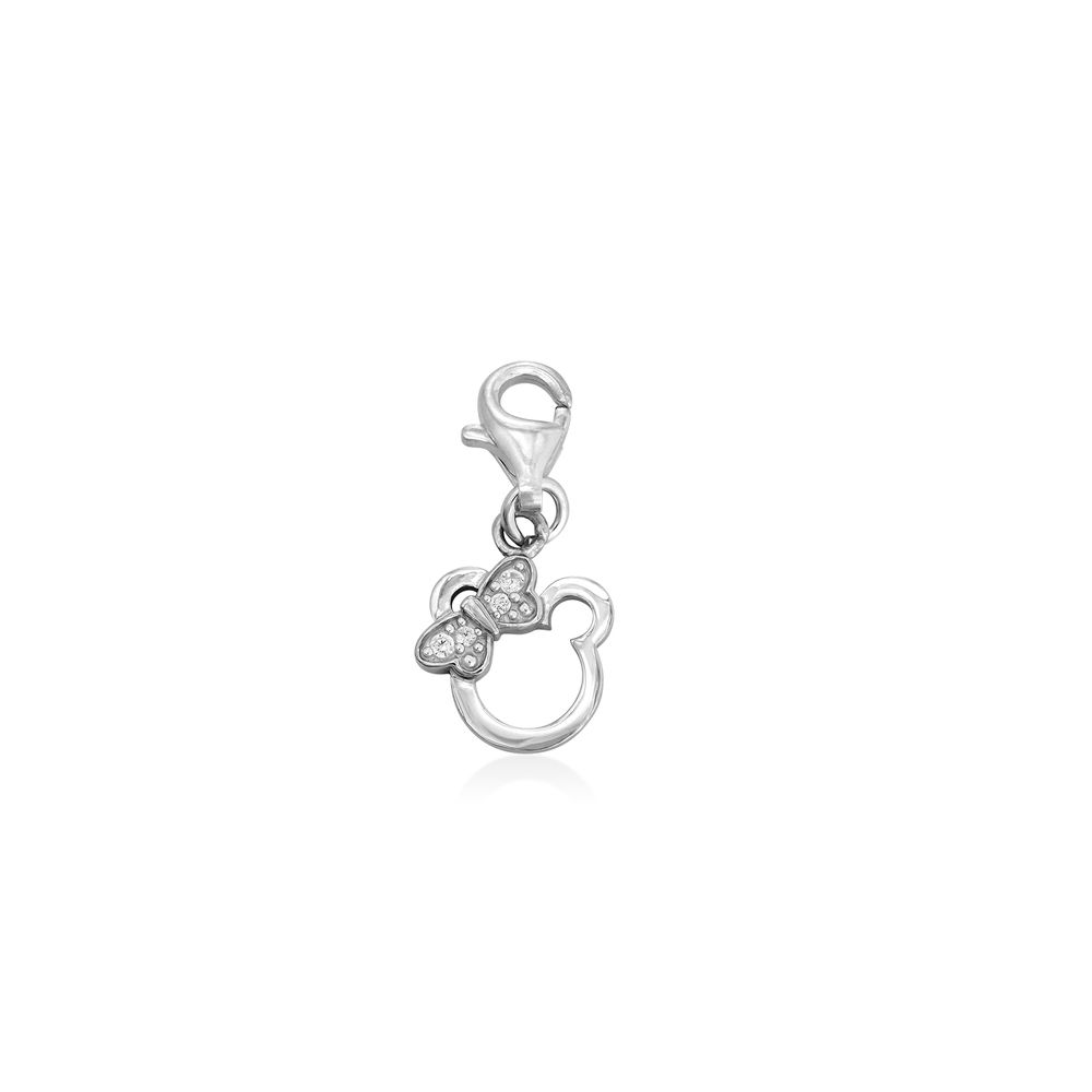 Bear Charm in Sterling Silver