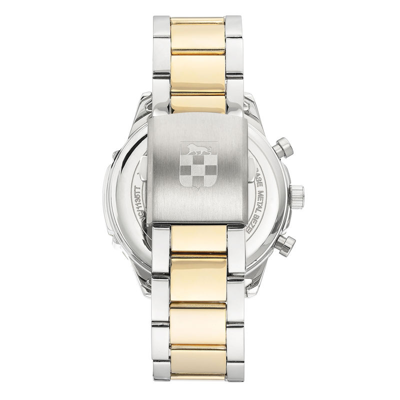 Vince Camuto Men's Two-Tone Gold Bracelet Watch - 1