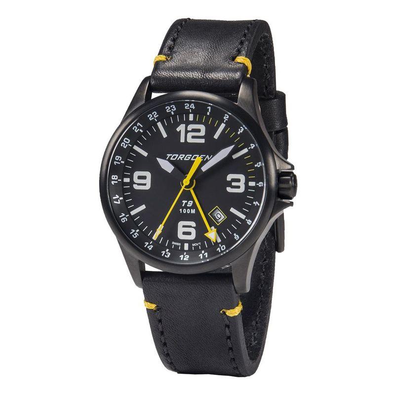 Torgoen Men's Watch T9 ORIOLE GMT